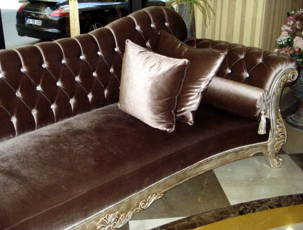 Кожа велюр для диванов